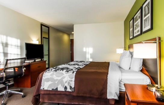 Zimmer Sleep Inn & Suites Pleasant Hill - Des Moines