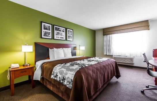 Zimmer Sleep Inn and Suites Pleasant Hill - Des