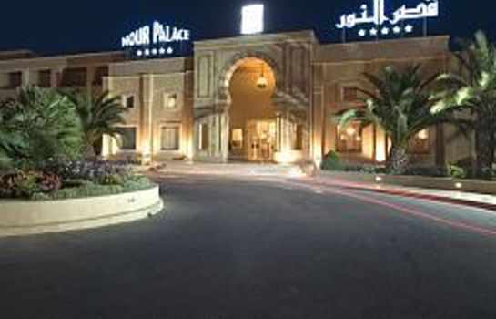 Exterior view Nour Palace Resort and Thalasso