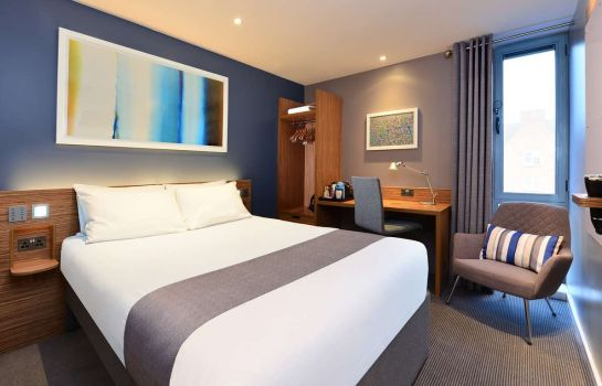 Habitación TRAVELODGE LONDON CITY AIRPORT
