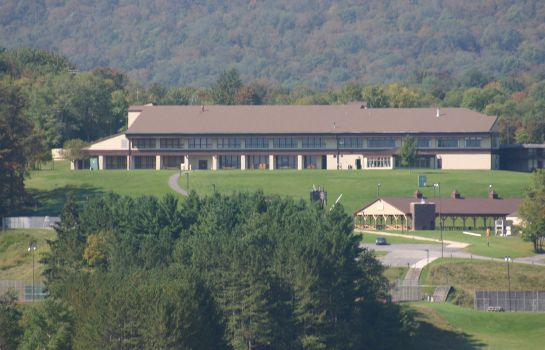 Exterior view CANAAN VALLEY RESORT AND CONFERENCE CENT