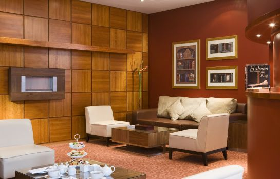 Vista all'interno Sofitel London Gatwick