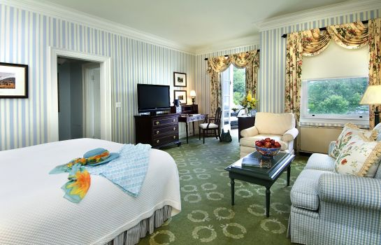Suite The Homestead Resort