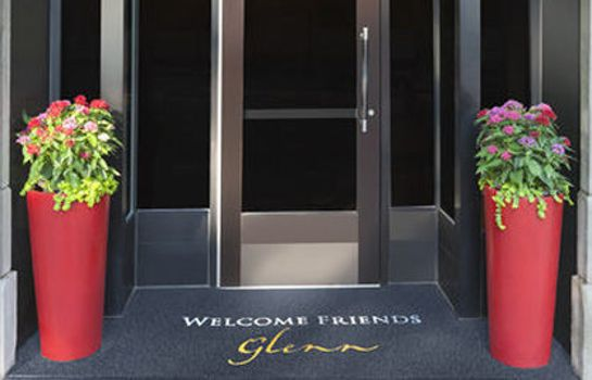 Exterior view Glenn Hotel Autograph Collection