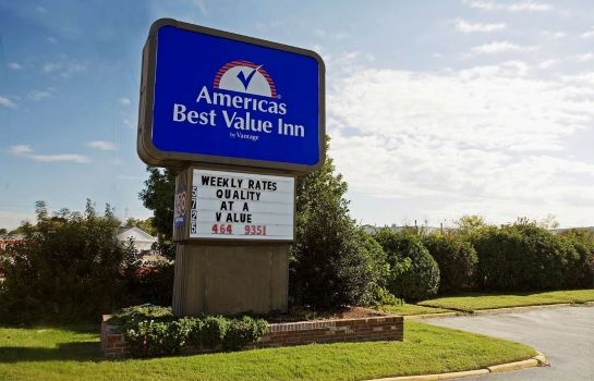 Außenansicht Americas Best Value Inn