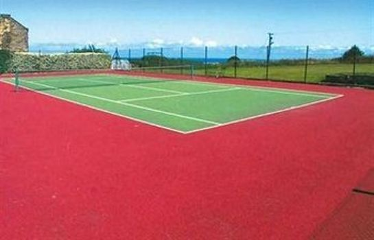 Campo de tennis Raven Hall Country House Hotel