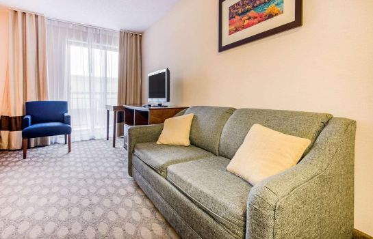 Suite Comfort Inn Fallsview