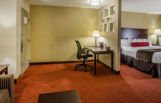 Suite Quality Suites Nashville Airport