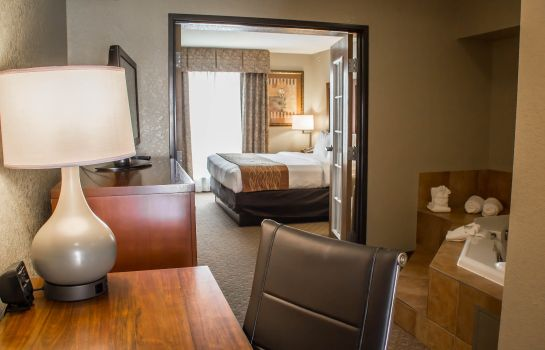 Suite Comfort Suites Near Seaworld