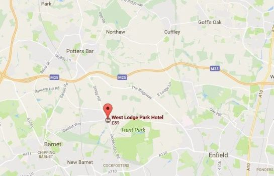 Info West Lodge Park A Beales Hotel