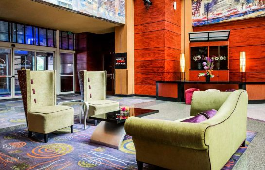 Hol hotelowy Pier 5 Hotel Baltimore Curio Collection by Hilton