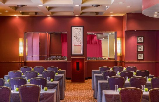 Sala konferencyjna Pier 5 Hotel Baltimore Curio Collection by Hilton