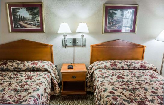 Zimmer Econo Lodge Tallahassee