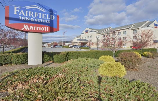 Außenansicht Fairfield Inn & Suites Williamsport
