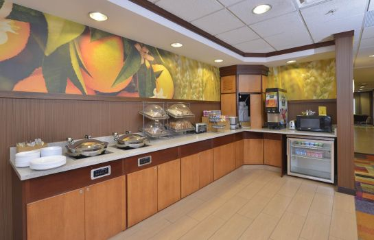 Restaurant Fairfield Inn & Suites Williamsport