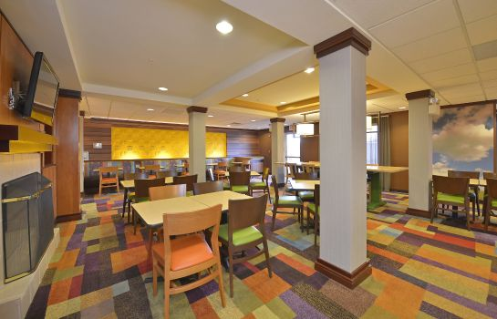 Ristorante Fairfield Inn & Suites Williamsport