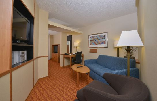 Suite Fairfield Inn & Suites Williamsport
