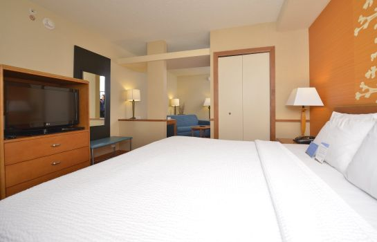 Chambre Fairfield Inn & Suites Williamsport