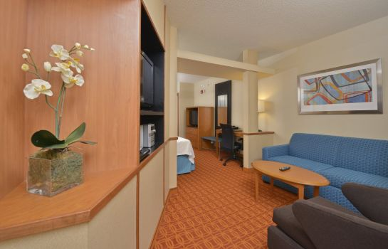 Zimmer Fairfield Inn & Suites Williamsport