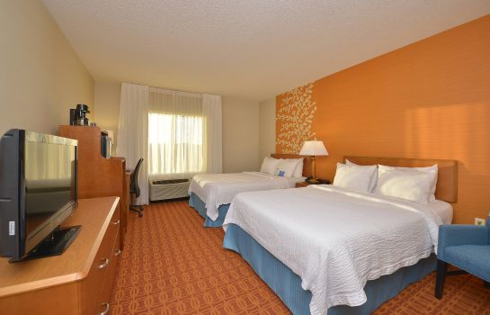 Camera Fairfield Inn & Suites Williamsport