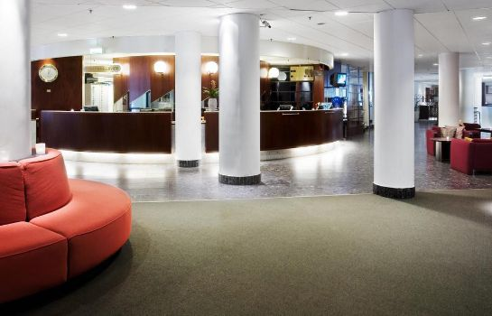 Lobby Best Western Plus Plaza