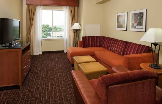 Suite Hilton Garden Inn DFW Airport South