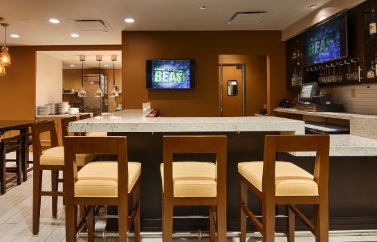 Hotelbar Hilton Garden Inn Houston-Galleria Area