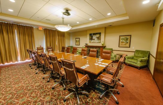 Conference room Hilton Garden Inn Manchester Downtown