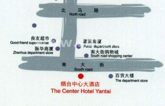Info The Center Hotel