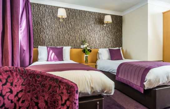 Double room (standard) Best Western Summerhill Hotel And Suites