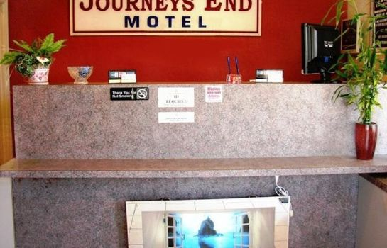 Hall JOURNEYS END MOTEL