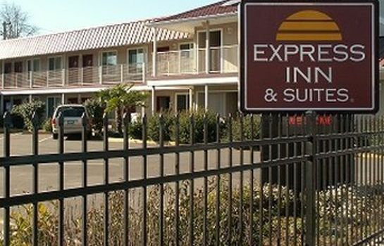 Exterior view EXPRESS INN AND SUI