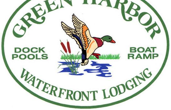 Certificado/logotipo GREEN HARBOR WATERFRONT LODGING