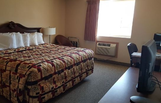 Habitación estándar Knights Inn and Suites Grand Forks
