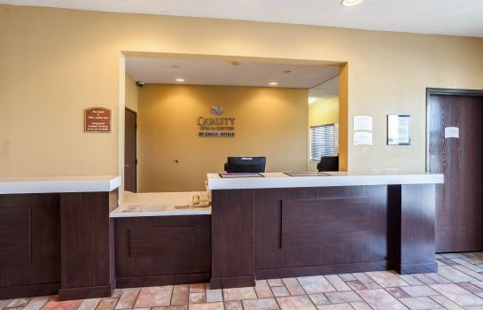 Hotelhalle Quality Inn & Suites Lincoln