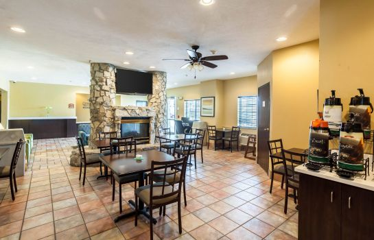 Restaurant Quality Inn & Suites Lincoln