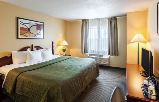 Zimmer Quality Inn & Suites Lincoln