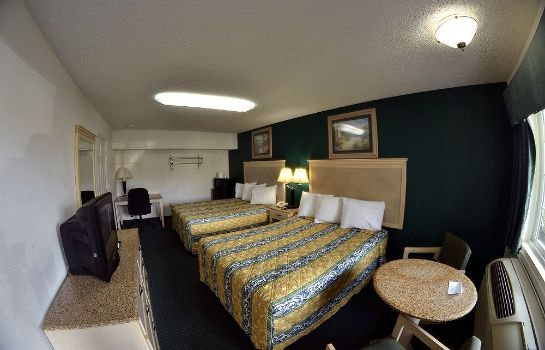 chambre standard Empire Inn & Suites Atlantic City/Absecon