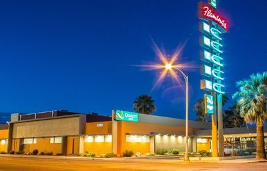Außenansicht Quality Inn Flamingo Downtown