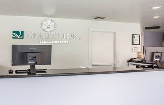 Hotelhalle Quality Inn Flamingo Downtown