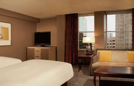 Room Hilton Fort Worth