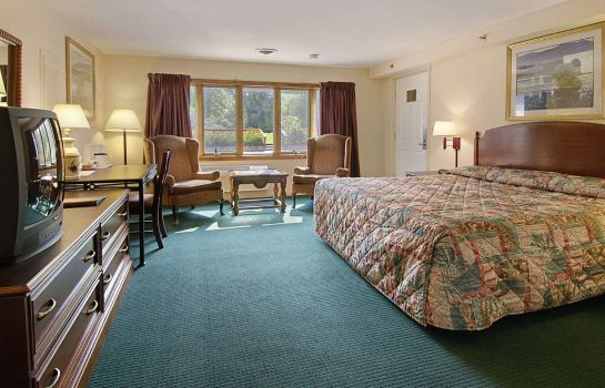 Suite Howard Johnson Williamstown