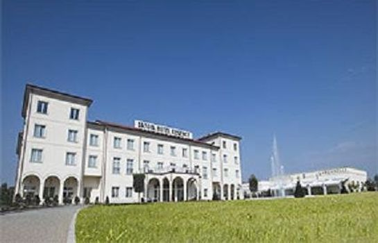 Exterior view Savoia Hotel Regency 4* S