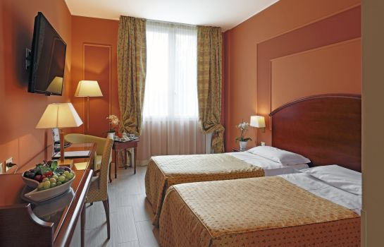 Double room (standard) Savoia Hotel Regency 4* S