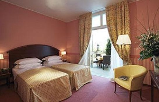 Room Savoia Hotel Regency 4* S