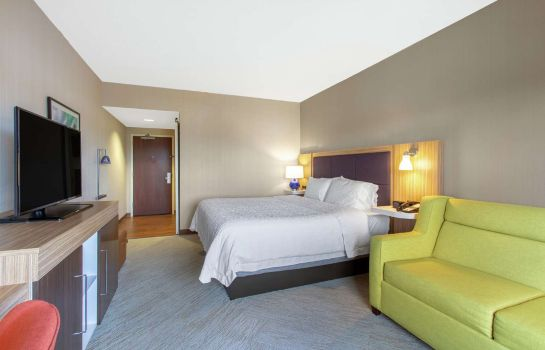 Zimmer Hampton Inn - Suites Albany-Airport