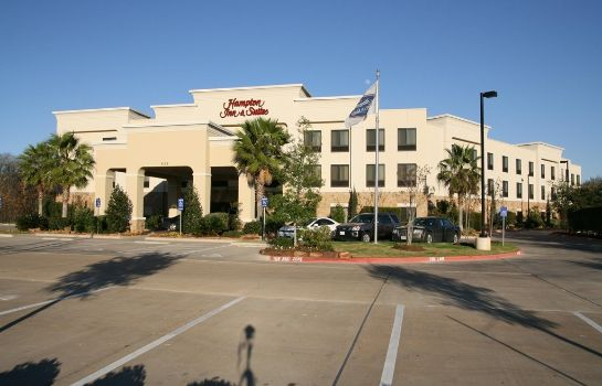 Außenansicht Hampton Inn - Suites College Station-US 6-East Bypass