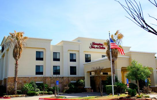 Außenansicht Hampton Inn & Suites College Station/US 6-East Bypass
