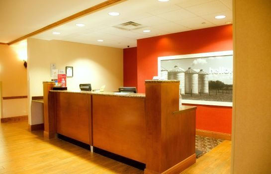 Hotelhalle Hampton Inn - Suites College Station-US 6-East Bypass