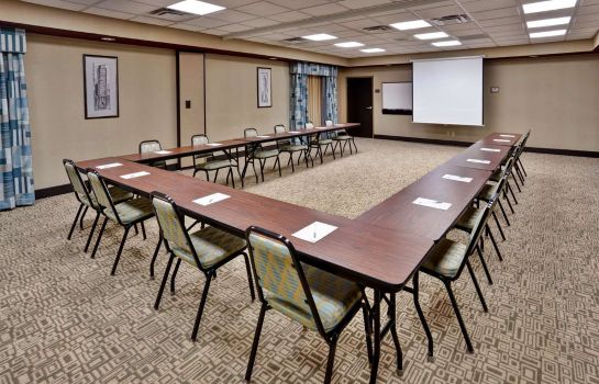 Conference room Hampton Inn - Suites Richmond-Virginia Center
